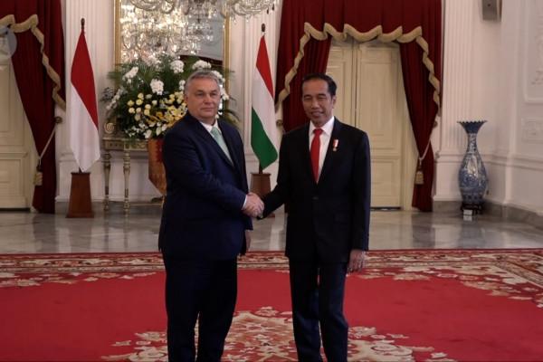 Bertamunya PM Hungaria Ke Indonesia