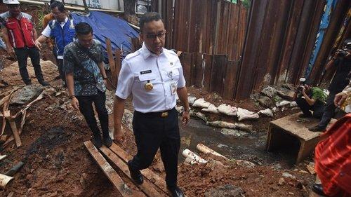 Banjir Ibukota  Dan Kaitannya Dengan Dunia Politik