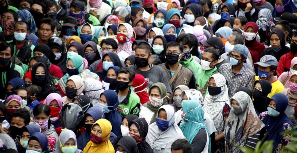 Pandemi Covid-19 Dijadikan Ajang Kampanye 2020